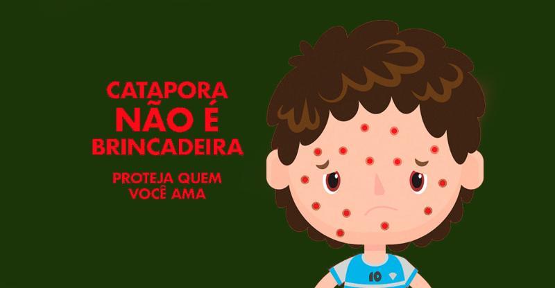 Surto de catapora volta devido a comunidade anti-vacina
