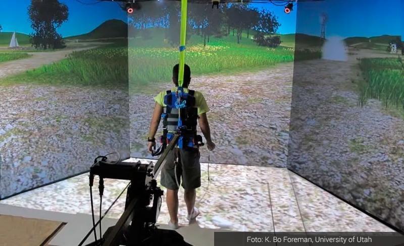 Pacientes com Parkinson podem melhorar com realidade virtual